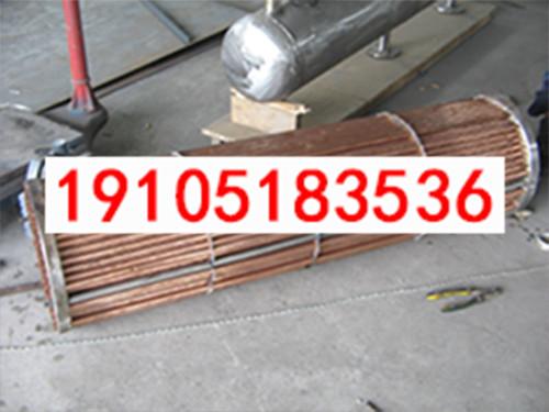 二:油水冷却器结构及工作原理